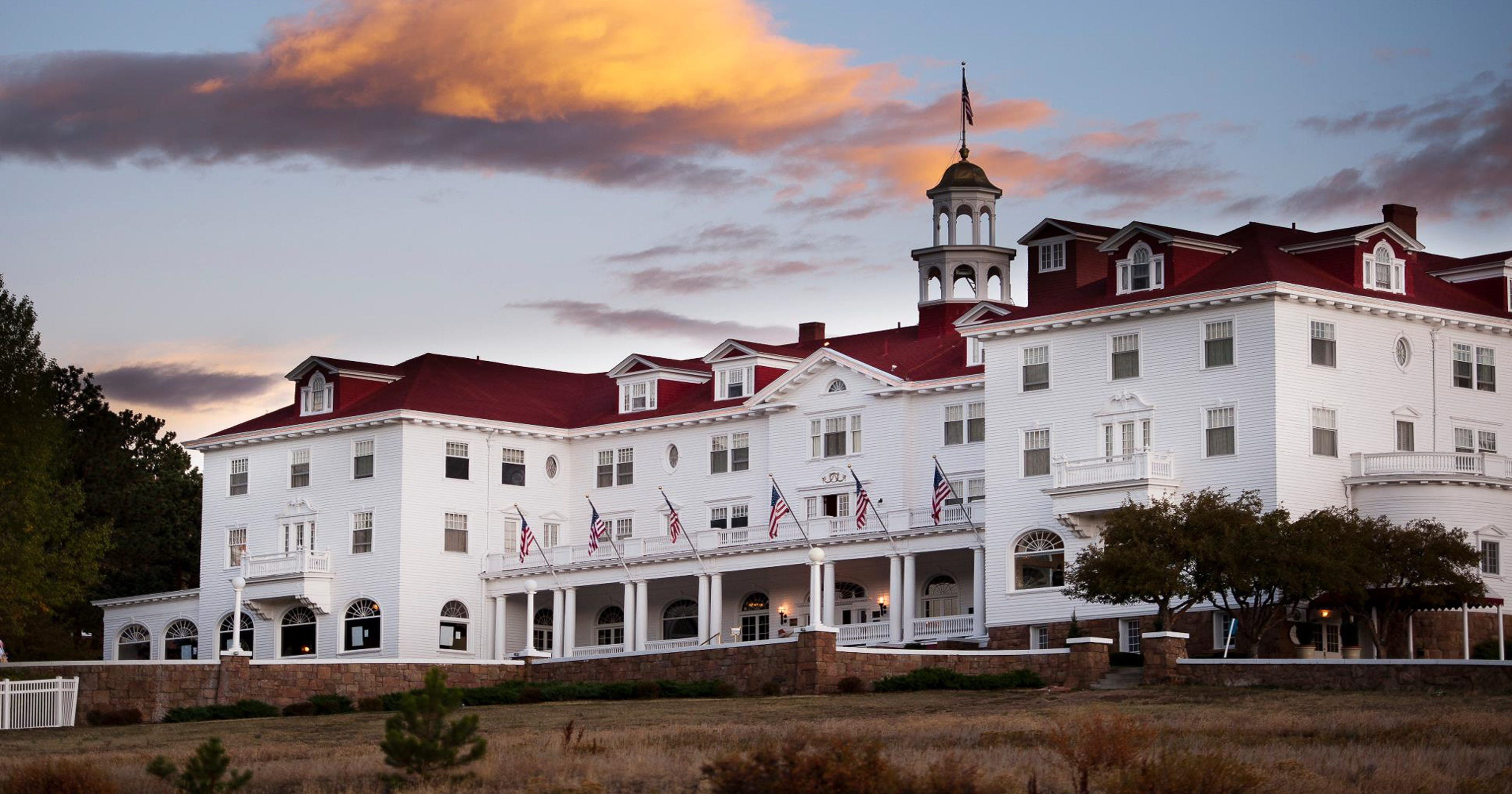 Haunted hotels: Here's how much it costs to stay in one