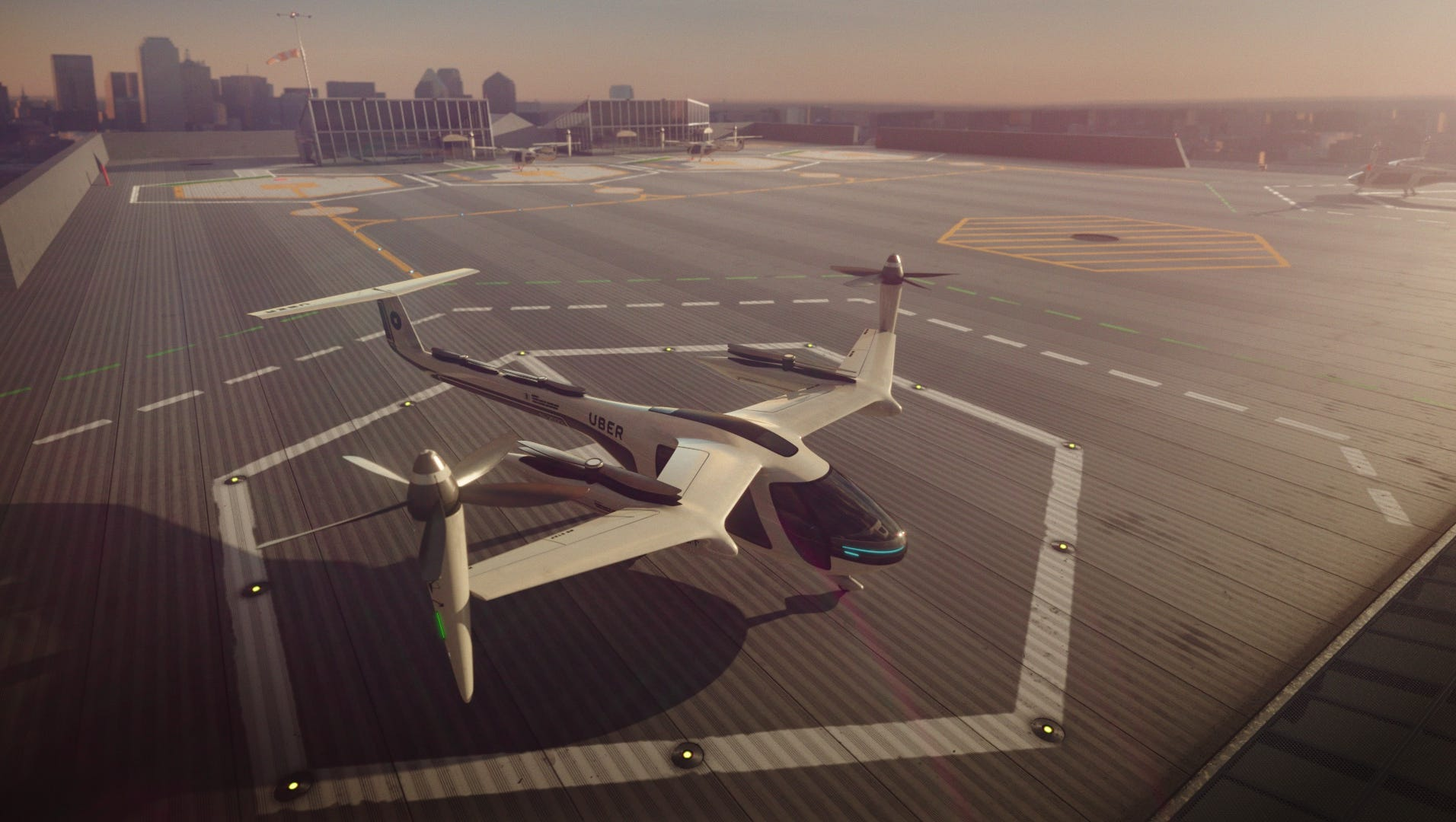 Flying Cars Uber Boeing And Others Say They Re Almost Ready