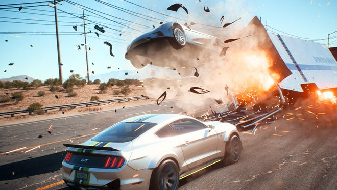 Grinding Gears Need For Speed Payback Review Technobubble
