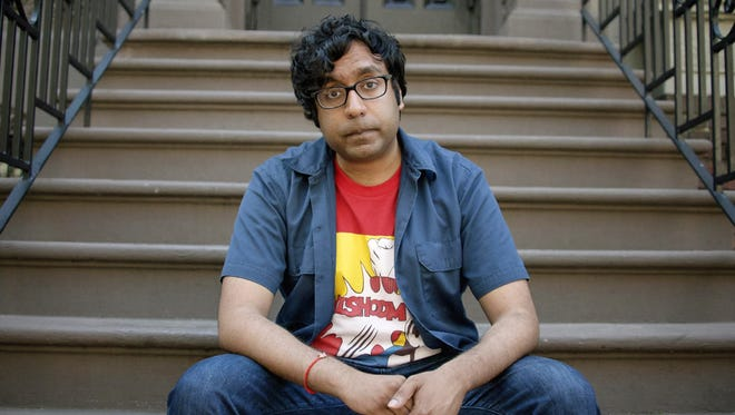 Hari Kondabolu, a comedian of Indian descent, takes issue with a stereotypical 'Simpsons' character in his truTV documentary, 'The Problem with Apu.'