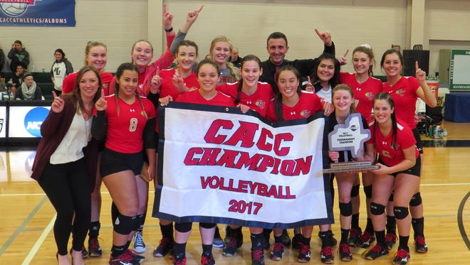 Caldwell came from behind to defeat Jefferson, 3-1, and win its third Central Atlantic Collegiate Conference Championship.