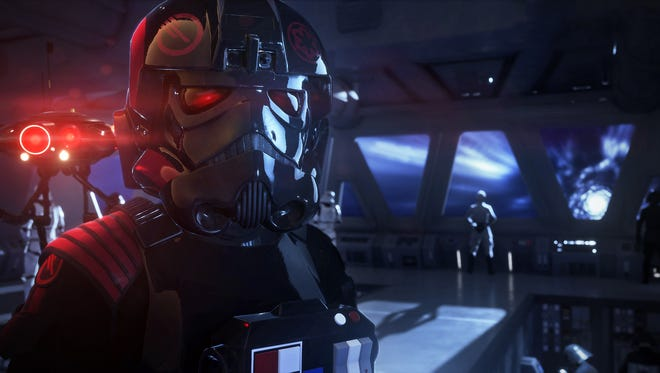 Star Wars Battlefront 2 for PC, PS4 and Xbox One.