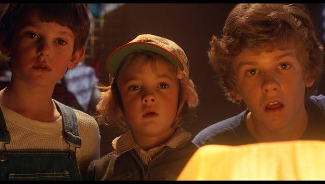 Film still from E.T.-The Extra-Terrestrial.