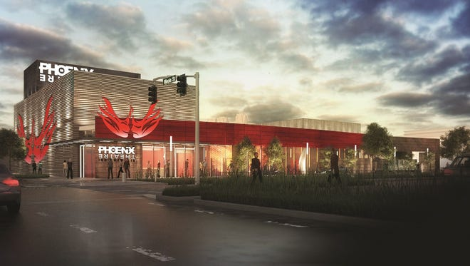 The new Phoenix Theatre building is one of the major arts events planned for 2018.