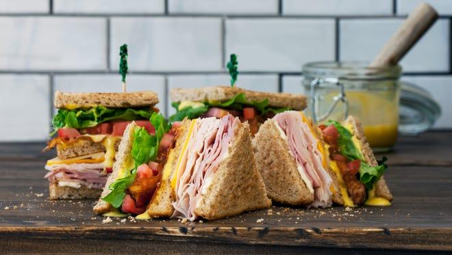 McAlister's Club sandwich is a best-seller.