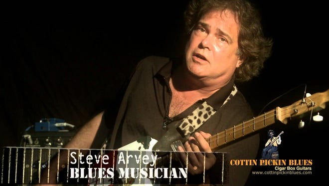 Steve Arvey Arvey has played with several Blues greats and directs the Florida Blues Festival in Bradenton.
