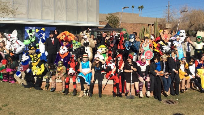 Tempe Public Library invites families to an all-day free comicon on Saturday, Jan. 27.
