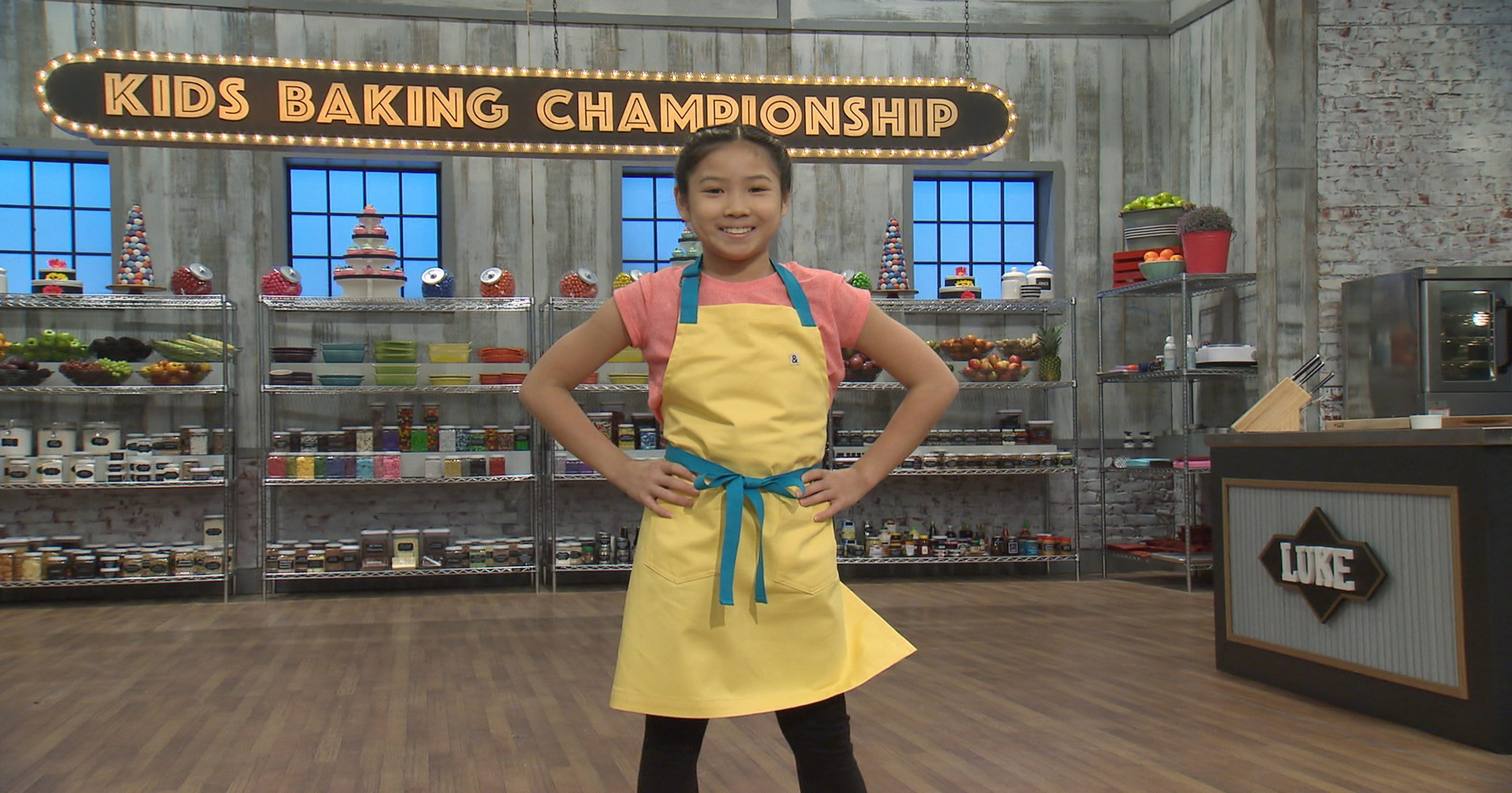Closter NJ teen is winner of Food Network's 'Kids Baking
