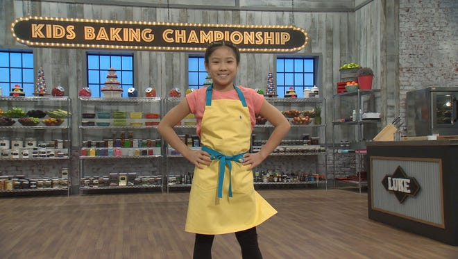 "Linsey Lam, a 13-year-old Closter resident, has won the Food Network's ""Kids Baking Championship."""