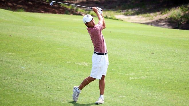 Florida Tech men's golf takes third at Titan Winter Invitational