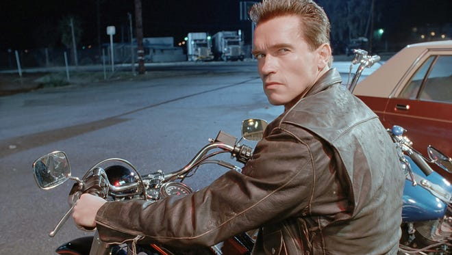 "You'll want to ""get to the choppah"" - or at least the drive-in - when ""The Terminator"" screens in November."