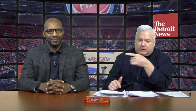 Rod Beard and Bob Wojnowski talk about Blake Griffin in this edition of Pistons Backcourt.