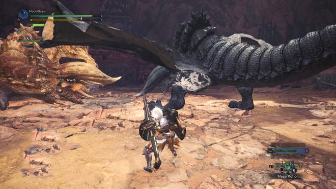Monster Hunter World's arena quests provide several challenges that net players some interesting rewards.