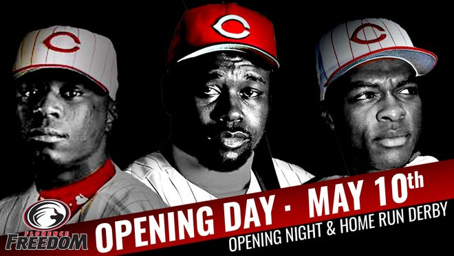 Pokey Reese, Dmitri Young and Reggie Sanders.