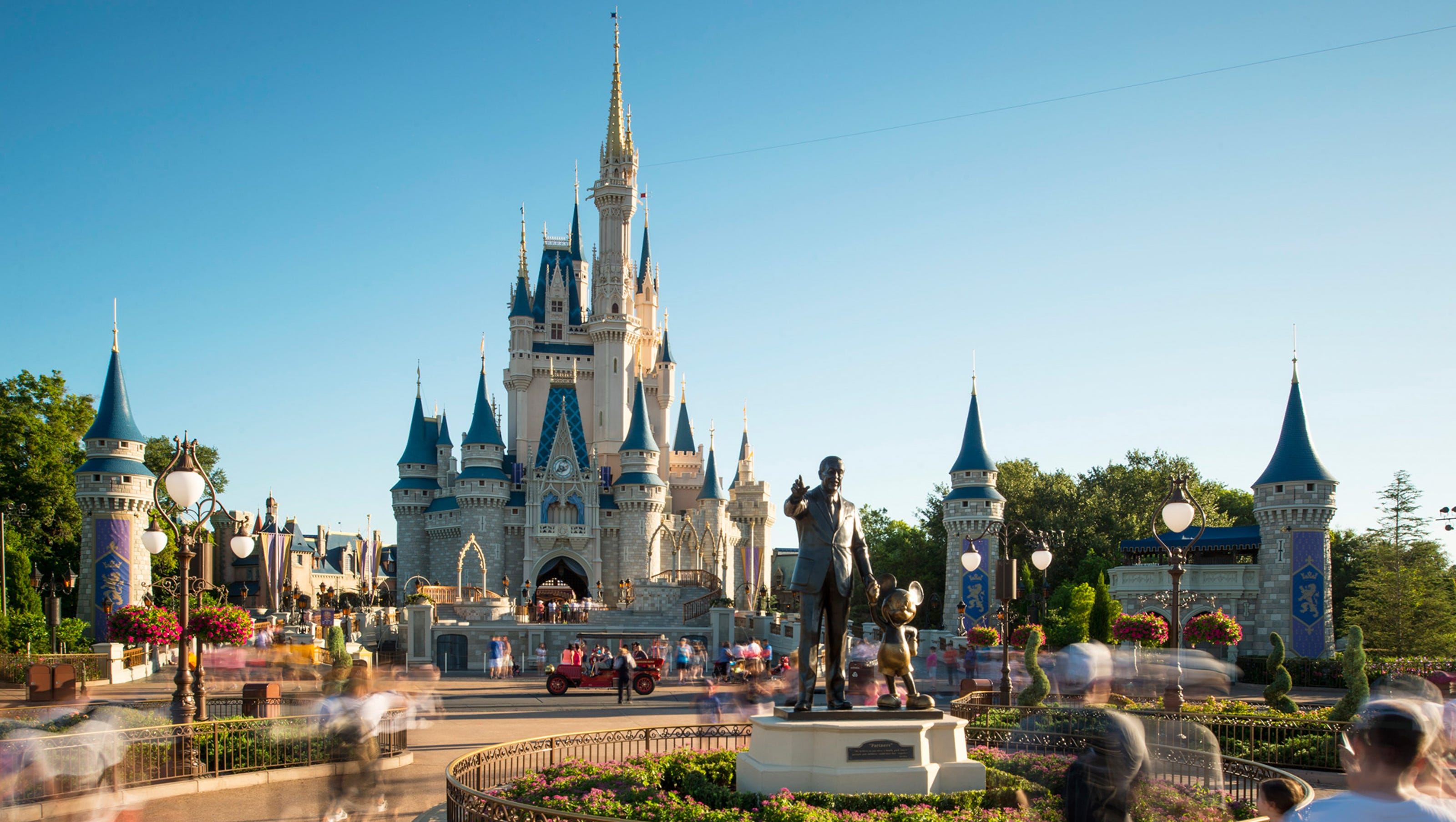 Disney World Keeps These Families Coming Back Year After Year