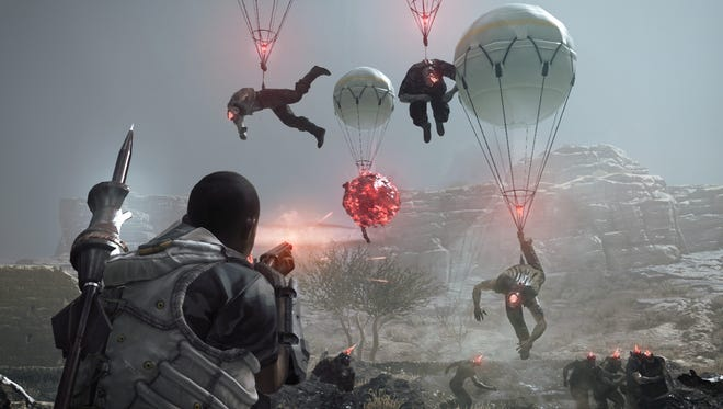 Metal Gear Survive for PC, PS4 and Xbox One.