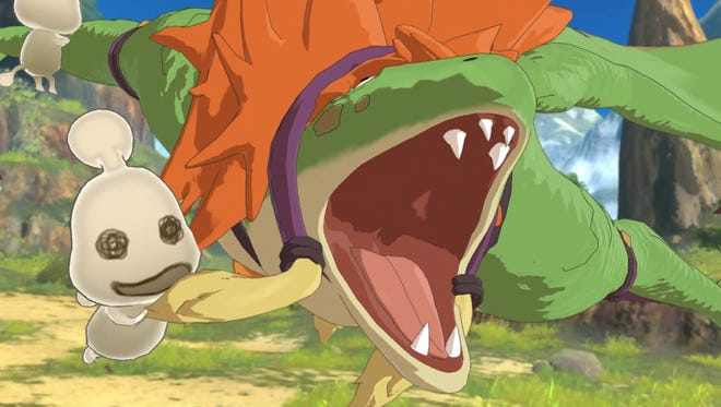 Higgledies serve as are your charming, new helpers in Ni No Kuni 2.