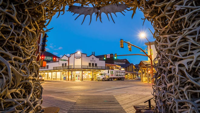 The Economic Policy Institute report found the top 1 percent in Jackson, Wyoming, earns a whopping 132 times more than everyone else.