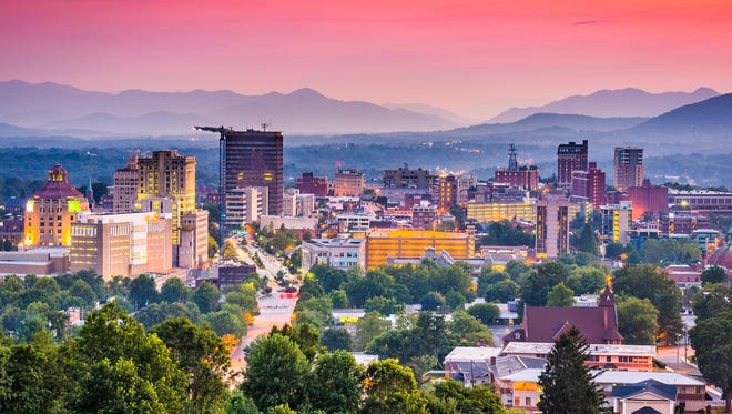 8. Cost to Visit Asheville, N.C.: $1,916.24; Meals: $309; Drinks (including beer): $43.26; 3-night hotel stay: $730; Airfare: $833.98. Savings tips: If you visit the Biltmore Estate, purchase tickets online at least seven days in advance to save $10 per person off the regular $50 to $75 ticket price. You can buy a second-day visit for $15.  Low-cost or free activities: The outdoor mecca offers a multitude of hiking trails and is known for its scenic beauty and burgeoning music scene. Downtown Asheville abounds with street performers. Visitors can also check out performances at pubs like Jack of the Woods, which often offers free shows.