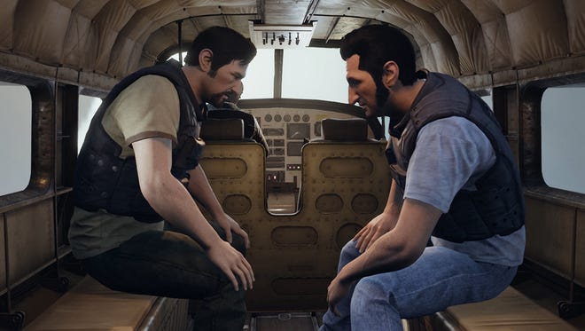 """""""A Way Out"""" for PC, PS4 and Xbox One."""