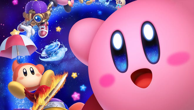 Kirby Star Allies for the Nintendo Switch.