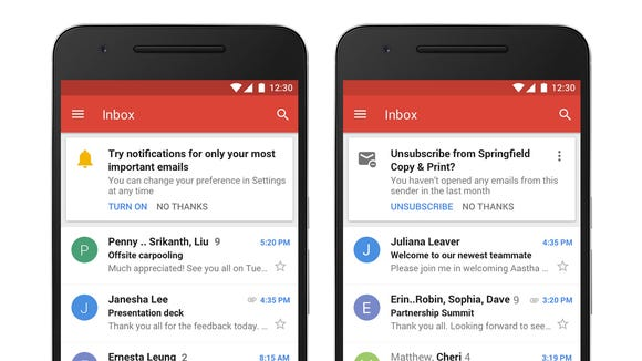 Google can prioritize the notifications you receive