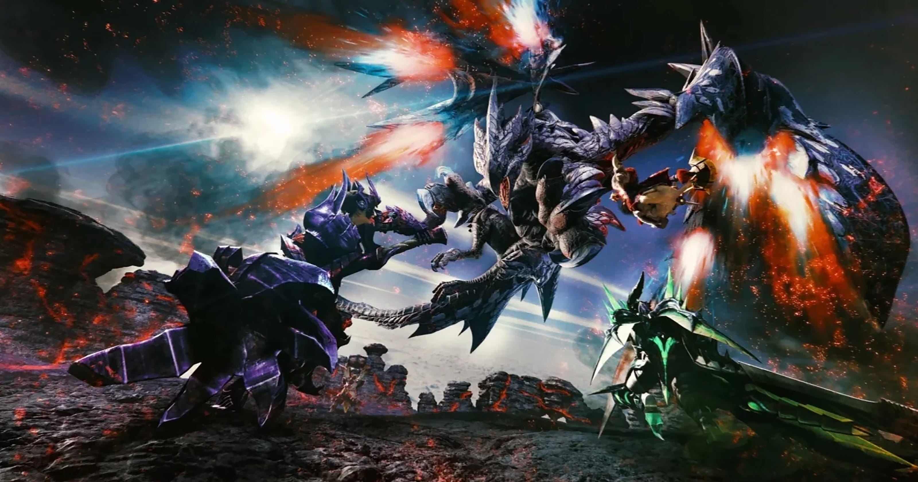 Can Monster Hunter Generations Ultimate survive post-World