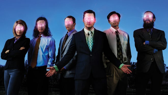 Modest Mouse will play Brown County Veterans Memorial Arena on Sept. 19.