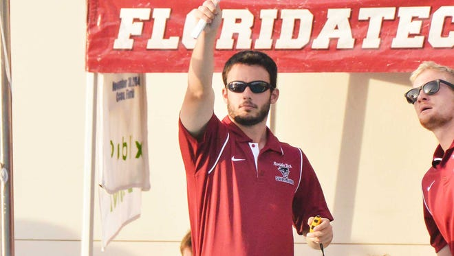 Florida Tech Head Swim Coach Justin Andrade resigned to take a position at University of Pittsburgh.