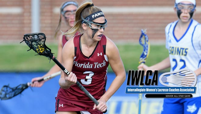 Florida Tech women's lacrosse player Sara Grenier