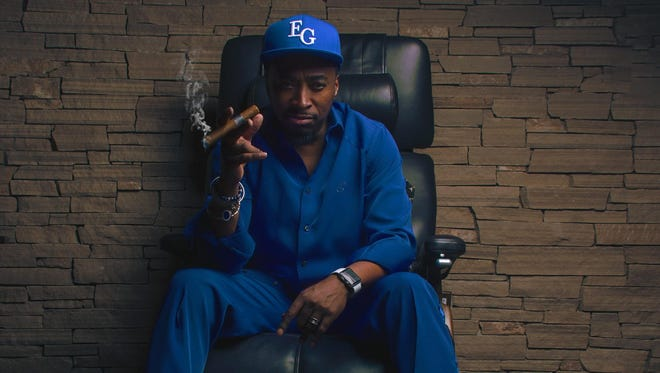 Comedian Eddie Griffin will be performing at the Wellmont in Montclair on June 9.