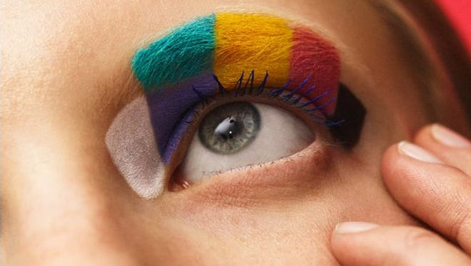 Crayola Beauty is a new makeup line that encourages coloring outside the lines.