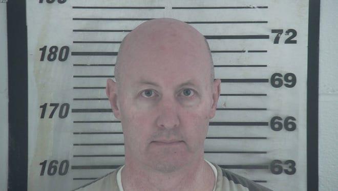 Ronald Barnett Hill mugshot