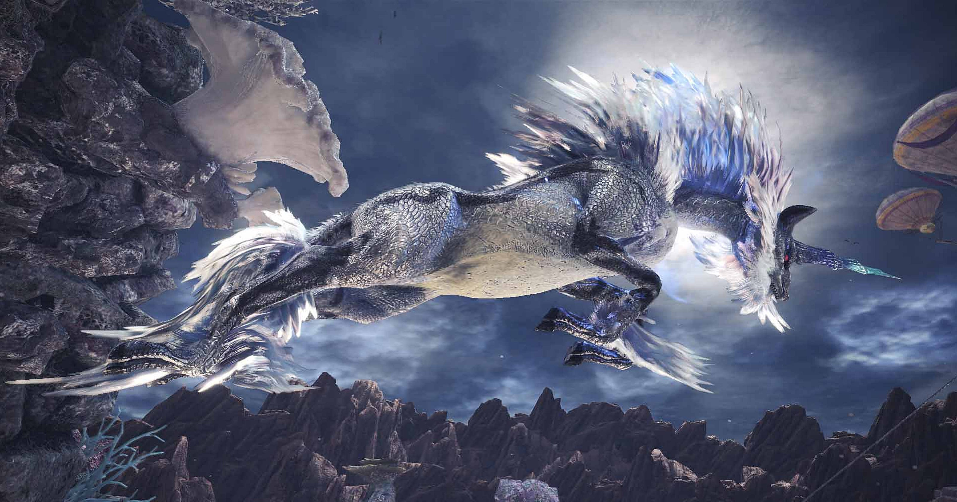 How to beat Arch-Tempered Kirin in Monster Hunter World | Technobubble