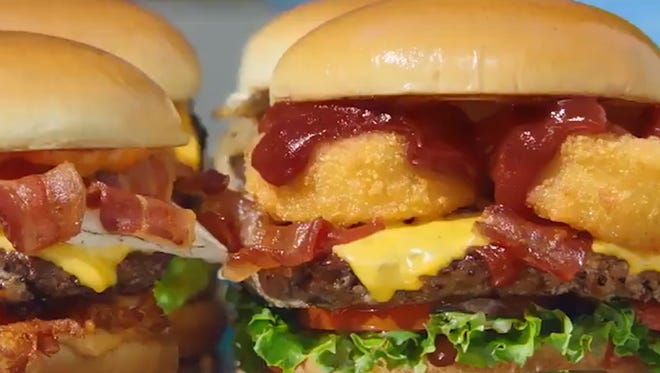 IHOP launched its new burger line on June 11.