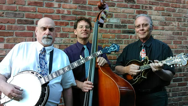 The Wee Doggies, a bluegrass trio, are among the acts playing the 10th annual Front Porch Bluegrass Festival in Chester on Saturday, July 7. The daylong event, which also features a pig roast and other dishes, raises money to send volunteers to repair homes in Appalachia.