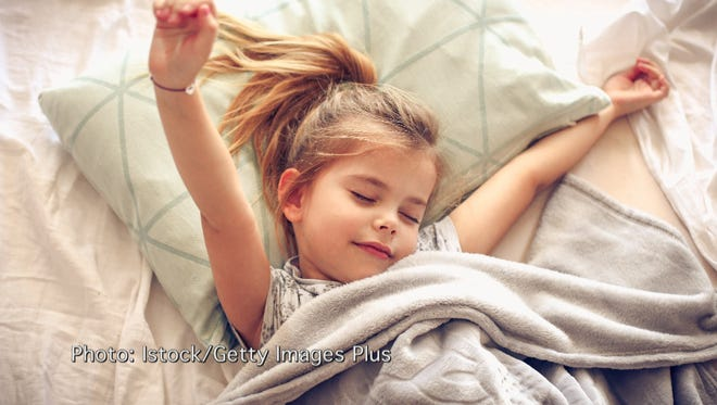 Getting a good night's sleep is one of the most important things a child needs to be successful.