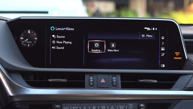 Out in September, the 2019 Lexus ES 350 (from $39,500) supports Amazon Alexa, therefore you can use your voice to talk to the popular A.I. assistant and even control your smart home devices while on the road.