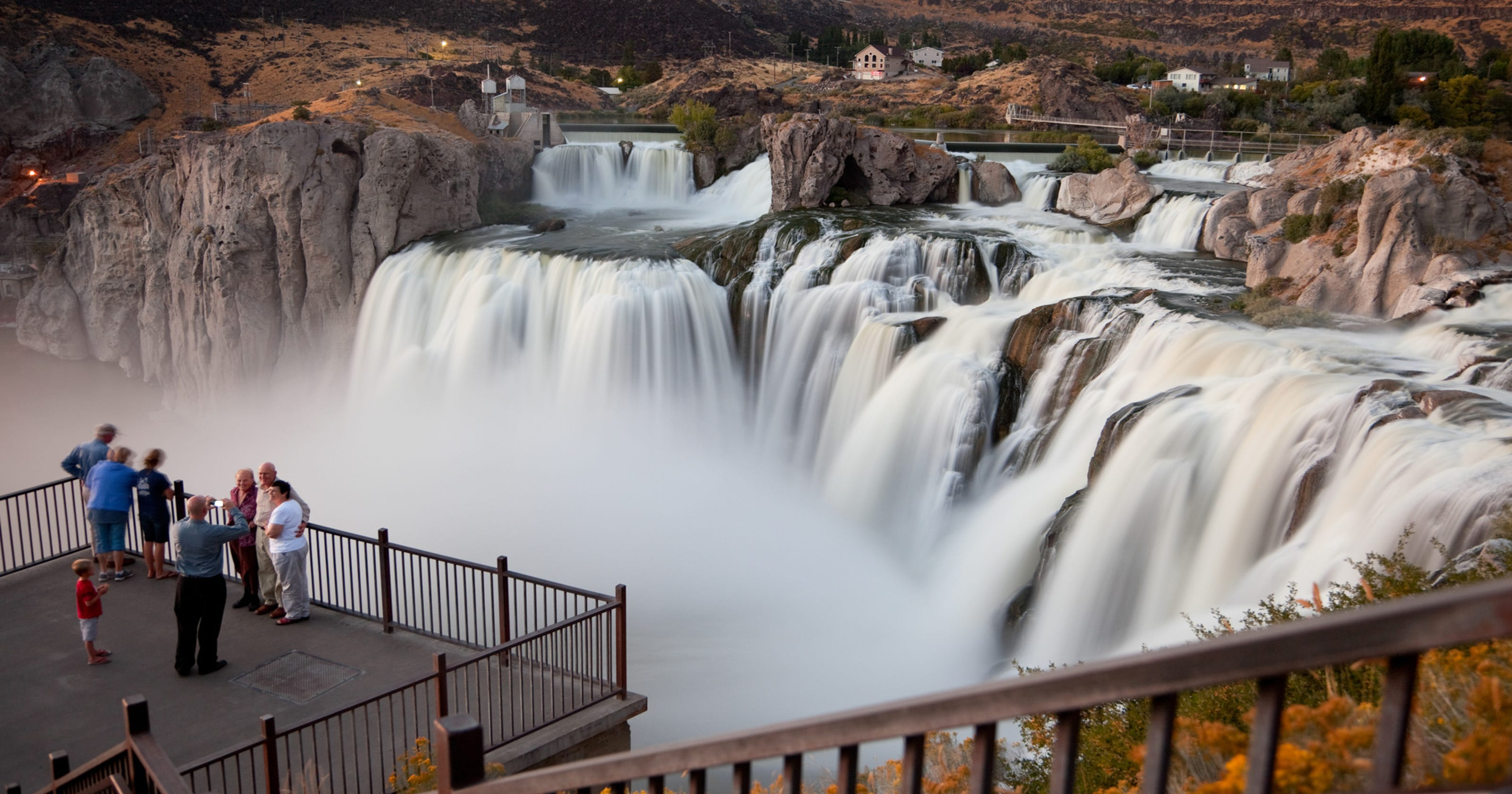 Americas Most Scenic Waterfalls
