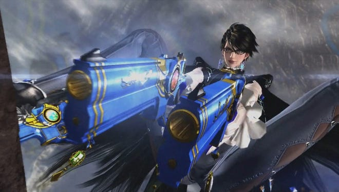 The Umbra witch Cereza returns to fight the forces of heaven and hell in Bayonetta 2 for the Wii U.
