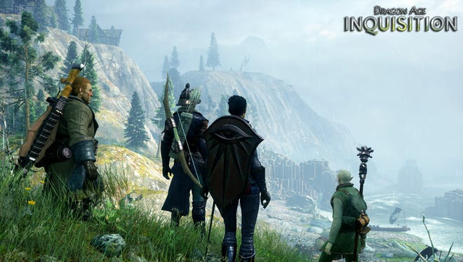 A scene from 'Dragon Age: Inquisition.'