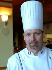 Chef Deron Little of Kitchen 919 and Season's Innovative Bar & Grille