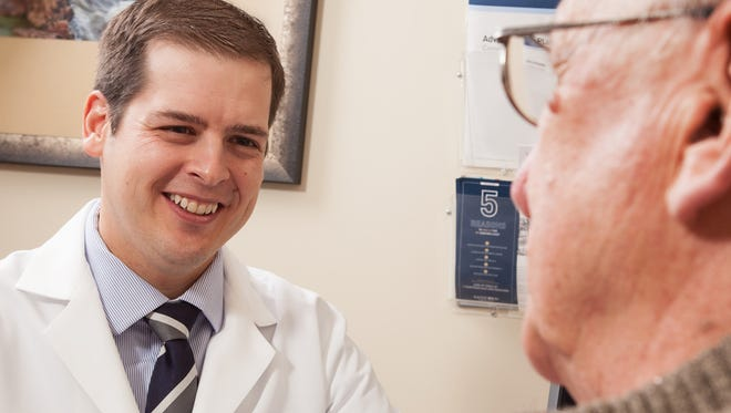 """""""Biomarkers approved in immunotherapy currently help predict treatment response,"""" said Sanford Cancer Center medical oncologist Steven Powell, MD. """"The research on biomarkers continues to grow as immunotherapy research grows."""""""