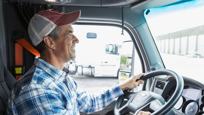 Over-the-road truckers often suffer from ill health, pressure from regulations and time away from family that lead them to a higher-than-normal use of anti-depressants, according to a Sanford Health doctor who helped research the issue.