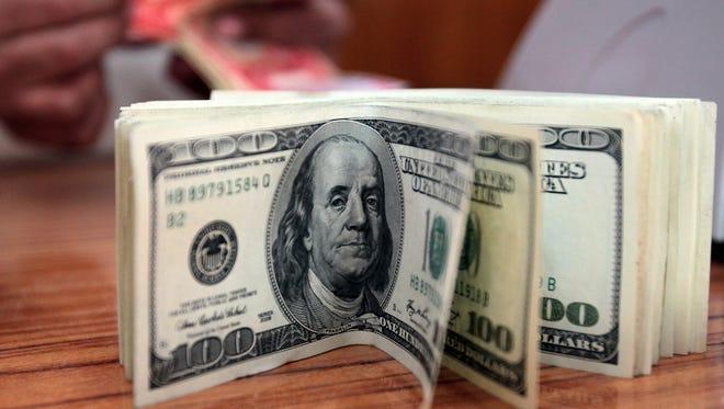Nanuet businesses have been getting counterfeit $100 bills