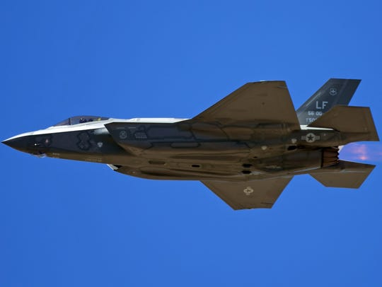 The F-35 program at Luke Air Force Base continues to grow, with 1,000 flights flown in one month for the first time in January. Also in January came a spike in noise complaints.