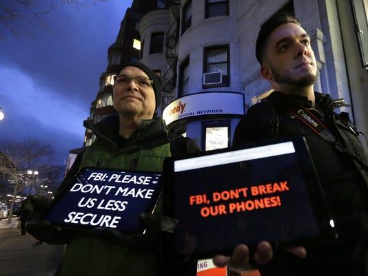 Apple Encryption Battle