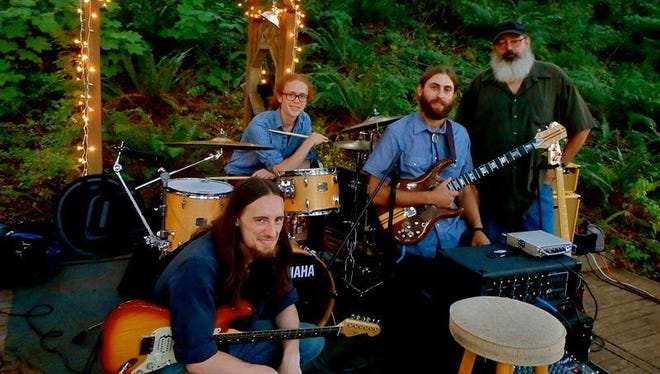 Blue Evolution plays blues, funk and R&B with a jazz twist. Catch them July 2 at Kathken Vineyards in West Salem.