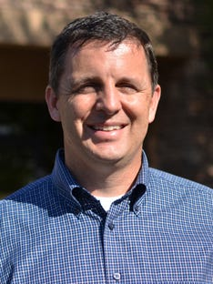 Gilbert School Board Candidate Reed Carr