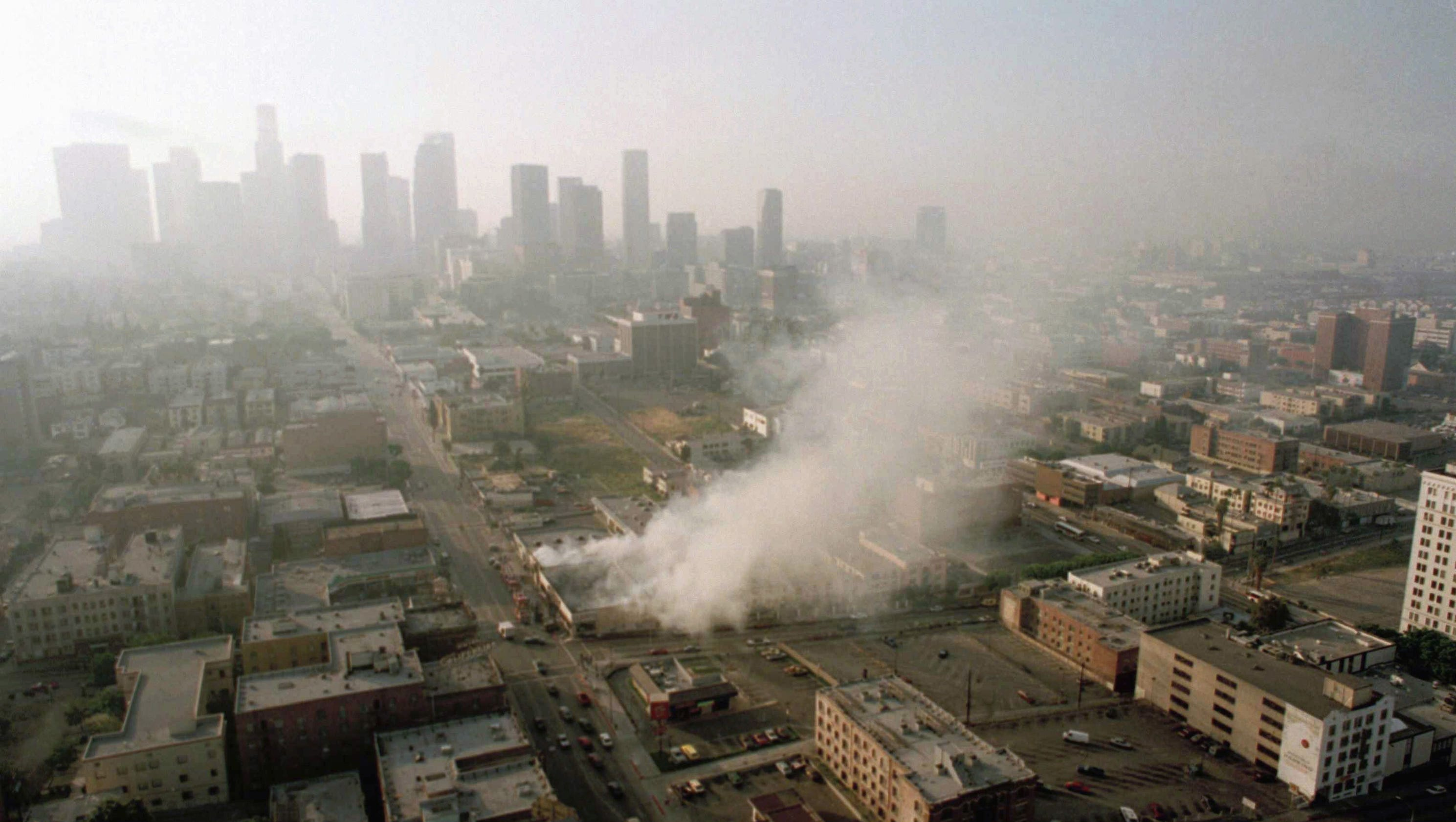 1992 los angeles race riots essay Discover librarian-selected research resources on los angeles riots (1992)  one year after the riot, the los angeles political  race, space, and riots in .